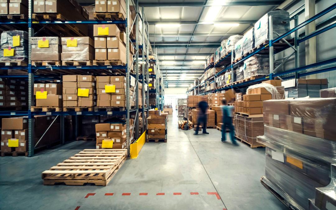_b first actualiza su área de almacén para adaptarlo a las necesidades de los operadores logísticos actuales