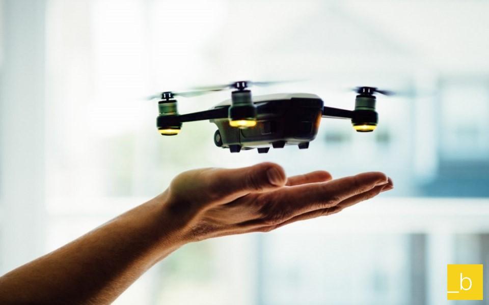 Los drones y la logística del futuro