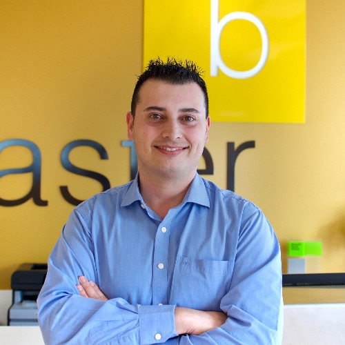Rodrigo Guichon product manager b first