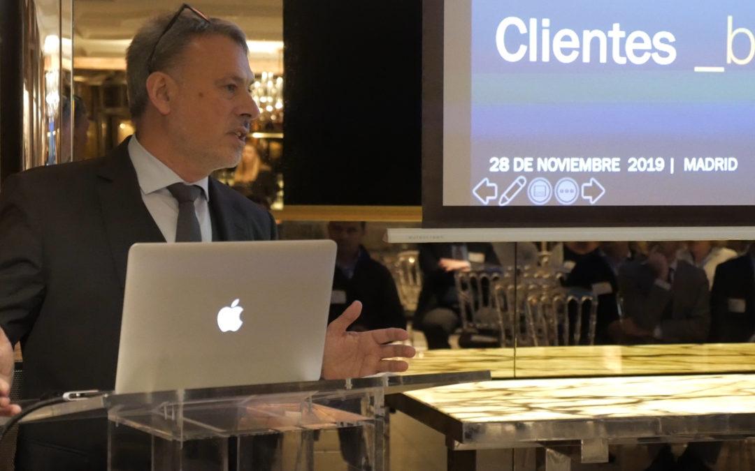 El Encuentro de Clientes _b first se consolida en Madrid