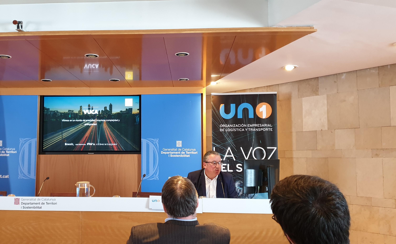 Business Intelligence y Ciberseguridad: cómo afectan a la logística Javier Alvarez