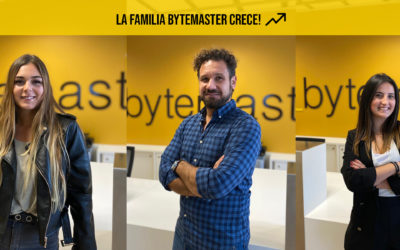 Bytemaster Crece: Reforzamos Nuestra Plantilla