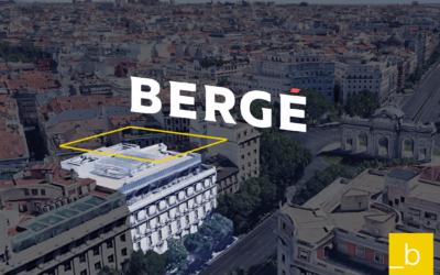 BERGÉ avanza en su digitalización y automatiza sus servicios como transitario