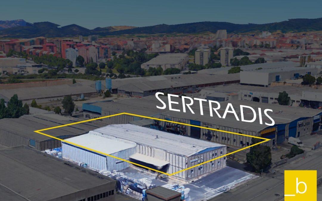 Sertradis se Digitaliza íntegramente de la mano de bytemaster